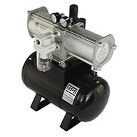 Air Pressure Booster Systems | Midwest Pressure Systems